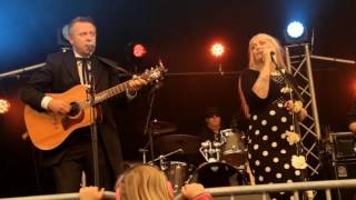 Johnny Cash & June Carter medley Trond Horn & Anita Bøygard