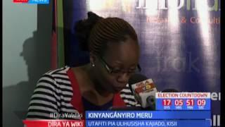 Utafiti waonyesha Munya na Kiraitu wakiwa unyo kwa unyo katika kinyang'anyiro cha Meru