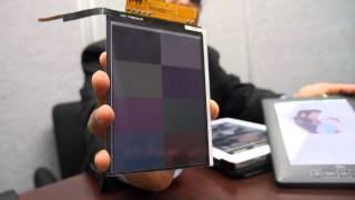 E Ink Triton 2 next generation color display