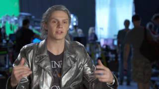 Evan Peters, X-Men: Days of Future Past - Quicksilver