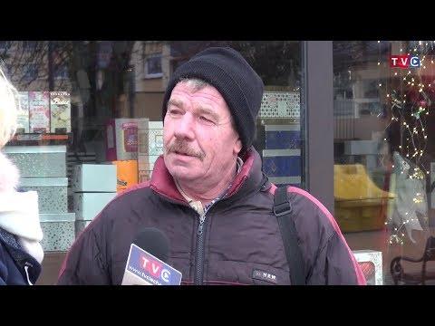 Postanowienia noworoczne mieszkańców Ciechanowa