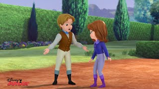 Sofia The First  When You Wish Upon A Well  Royal Obstacle Course  Disney Junior UK HD