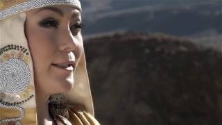 Kyrgyz folk song  -  'Tuysheluu'   Kenzhe Kebekeva
