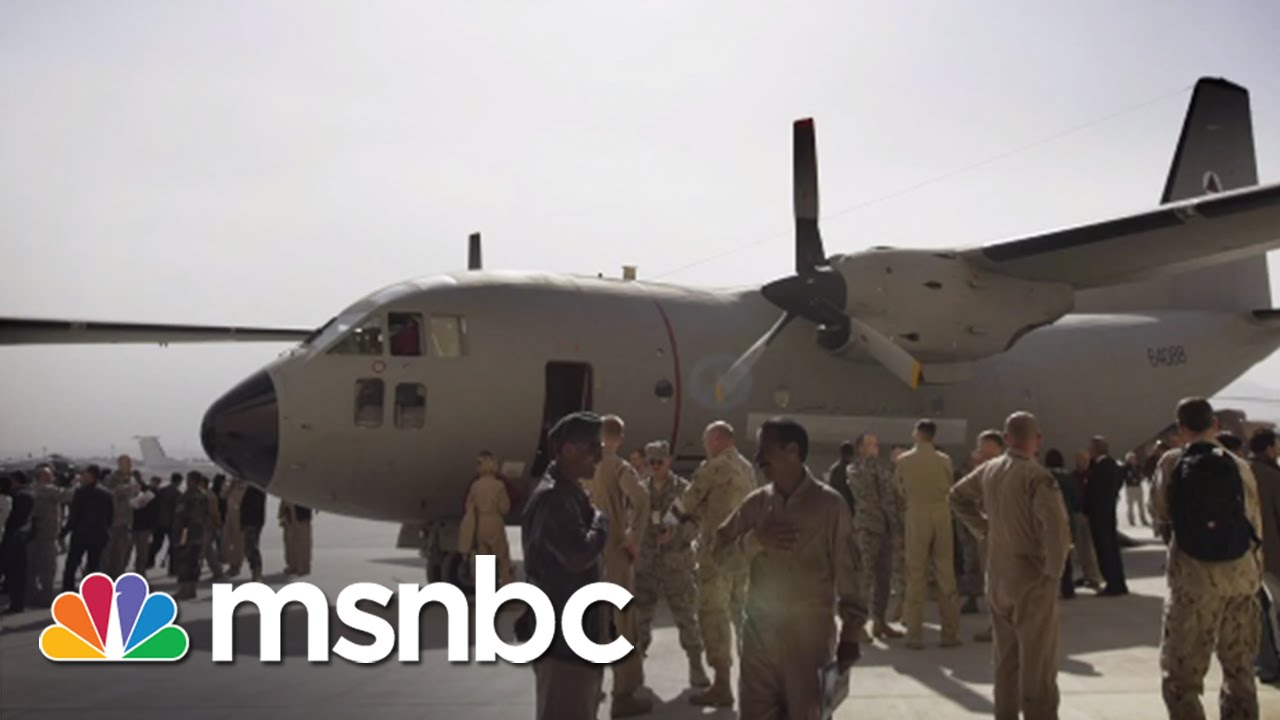 US Spends 'Classified' Amount On Afghan Security Forces | Rachel Maddow | MSNBC thumbnail