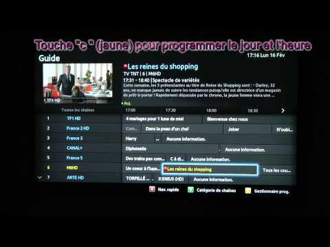 programme tv soiree