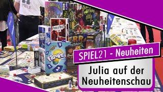 SPIEL 2021 - Neuheitenschau - Preview - Übersicht - Spiel doch mal!