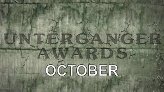 Unterganger Awards - October