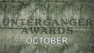 Unterganger Awards - October