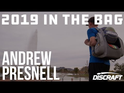 Youtube cover image for Andrew Presnell: 2019 In the Bag