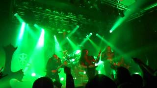 Dark Funeral - Enriched by Evil w/ Typhos @ Klubben, Stockholm 3rd of May 2014
