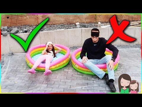 WÄHLE  nicht  den FALSCHEN POOL 🤢 Eklige Pool Challenge 😂 Alles Ava