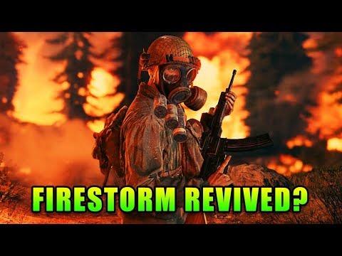 Firestorm Revived? | Battlefield V