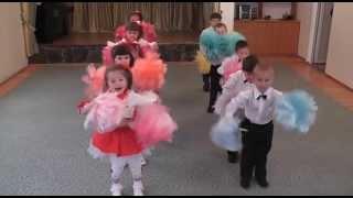 Веселий дитячий танок-2013