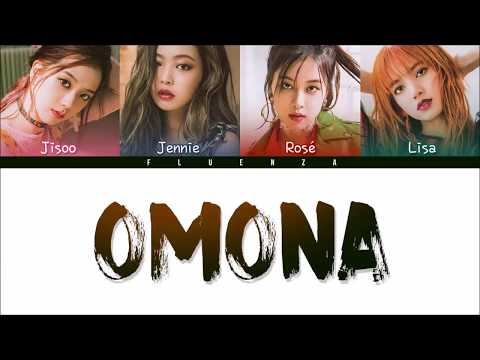 Blackpink  mixnine      omona            lyrics  color coded han rom eng   how would