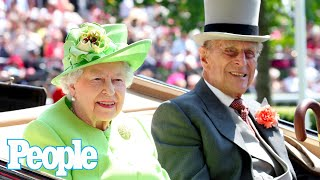 Queen Elizabeth Releases Her First Official Statement That Doesn't Include Prince Philip | PEOPLE