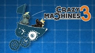 Видео Crazy Machines 3