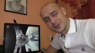Наконец-то видео 360° в открытом космосе