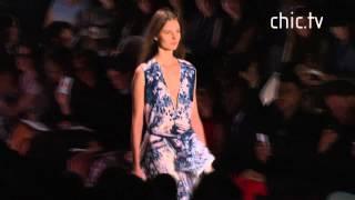 NY Fashion Week - BCBG Max Azria - Spring 2014