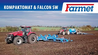 Farmet Falcon SW & Kompaktomat K 1000 PS