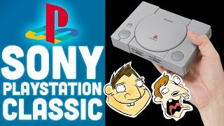 PlayStation Classic!? The Good and the Bad! - Rerez Hot Take