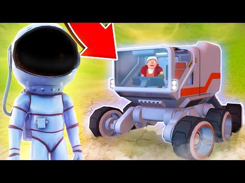 РЕАЛИСТИЧНЫЙ SCRAP MECHANIC!!! Упоротые игры   dream car builder