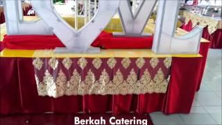 Berkah Catering - Dokumentasi Catering Pernikahan at Hangtuah Surabaya