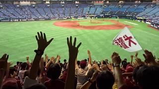 2017.10.7楽天イーグルス勝利の二次会京セラドーム大阪