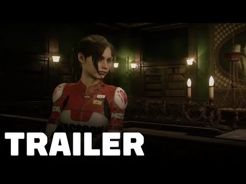 Resident Evil 2 – Deluxe Edition Costumes Trailer