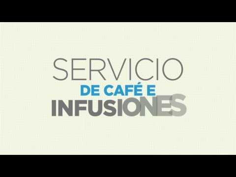 Curso de Mozo: Servicio de café e infuciones