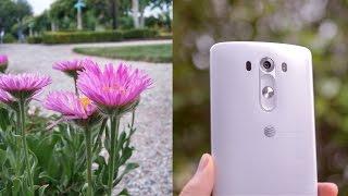 LG G3 - Camera Review!