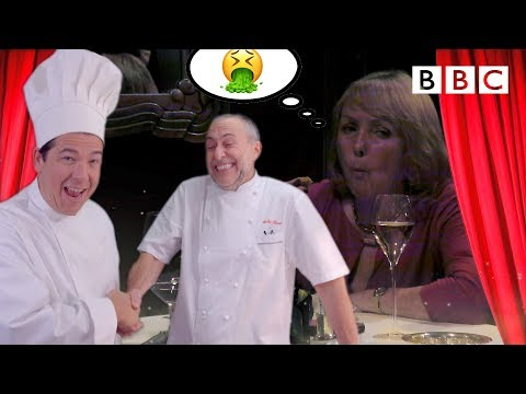 Lady is unknowingly served her own food at Michelin Star restaurant.