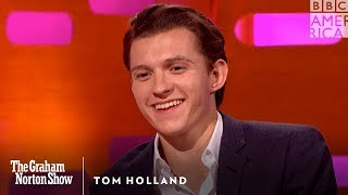 Tom Holland Was a Bad Wolf - The Graham Norton Show