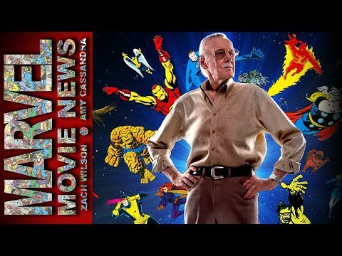 Stan Lee Memorial Celebration, Into the Spider-Verse Trailer & More! | Marvel Movie News Ep 204