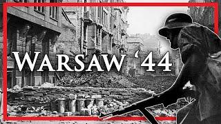 Stefan Tompson Warszawa '44 – Miasto Które Pamięta