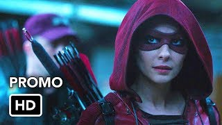 "Сериал ""Стрела"", Arrow 6x16 Promo ""The Thanatos Guild"" (HD) Season 6 Episode 16 Promo"