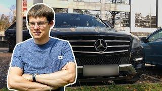 Mercedes ML с трассовым пробегом ! Свежий год , низкая цена - есть к чему присмотреться! 1.7 млн,12г