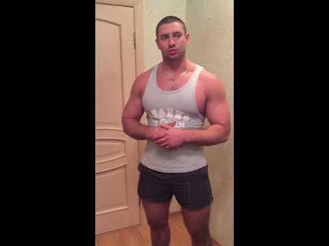 Как мужику убрать жир на животе