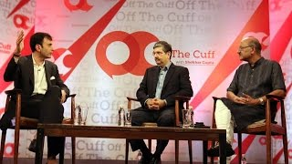 Off The Cuff With Ruchir Sharma