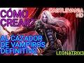 Castlevania Hd C mo Crear Al Cazador De Vampiros Defini