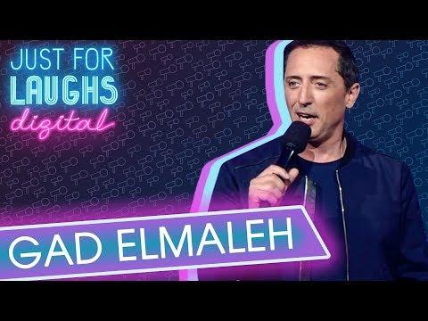 Gad Elmaleh – Co ve Francii nikdy neuslyšíte - Stand-up