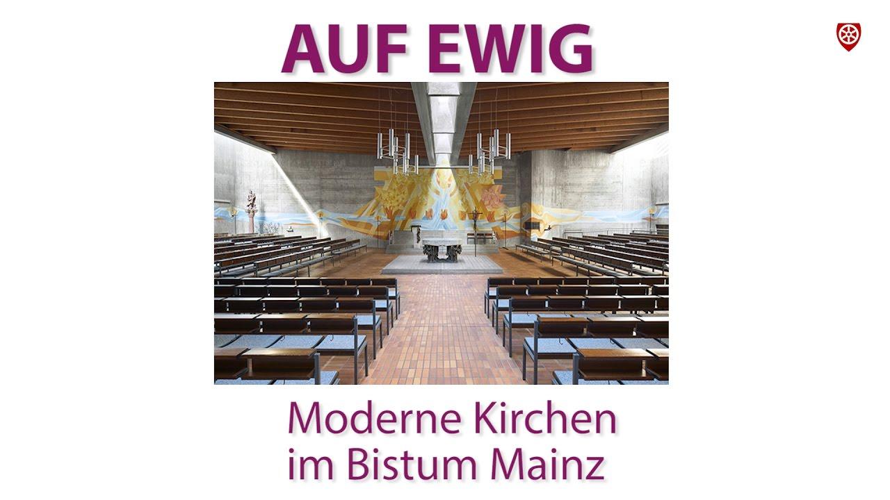 AUF EWIG - moderne Kirchen im Bistum Mainz