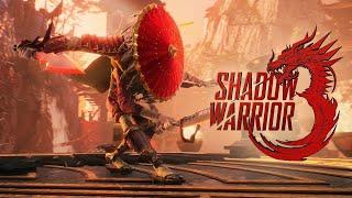 17 Minutes of Shadow Warrior 3 Gameplay HD