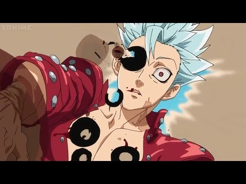 Seven Deadly Sins AMV Dance With The Devil