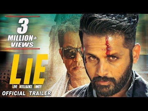 LIE (2017) Official Hindi Trailer | Nithiin, Arjun, Megha, Ravi Kishan | In Cinemas Oct 6th