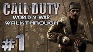 Прохождение Call of Duty 5: World at War — Миссия №1: ВСЕГДА ГОТОВ