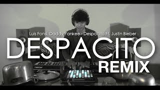 Despacito   LaunchpadPRO Remix | Luis Fonsi Ft. Justin Bieber