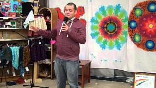 09 13 2013 Bookworm Bakery & Cafe Presents Adam Bush Comedy Benefit Video 8