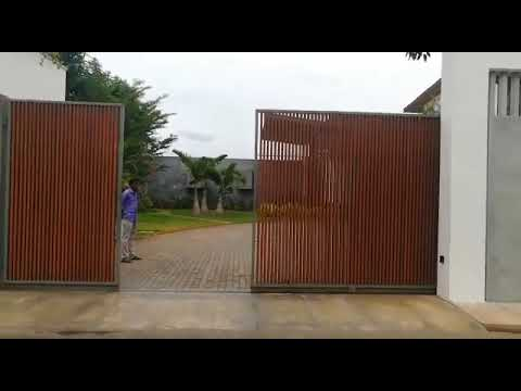 Automatic Remote Control Sliding Gate