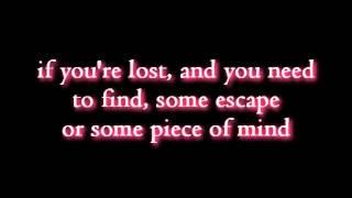 Faber Drive- ill Be There [lyrics]