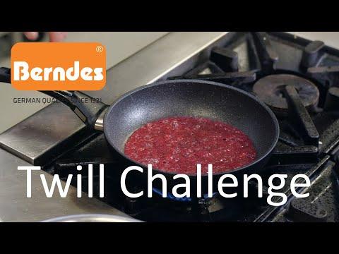 Berndes non-stick pan - Twill Challenge
